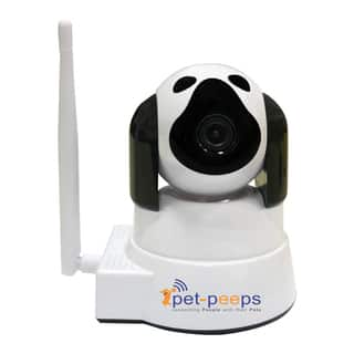 Interactive Indoor 2-Way Puppy Pet Camera & Monitor|https://ak1.ostkcdn.com/images/products/14577005/P21123806.jpg?impolicy=medium