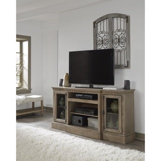 Andover Court Transitional Console Table