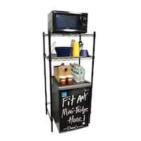 The Mini Shelf Supreme Adjustable Shelving Unit