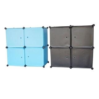 SNAP Cubes Plastic Dresser