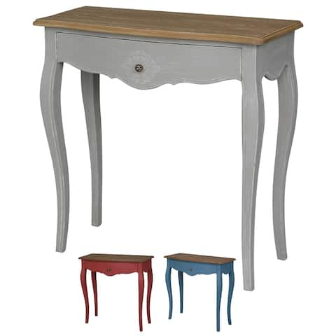 International Caravan Ashbury Console Table