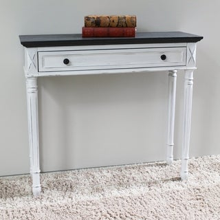 International Caravan Ashbury Console Table (Option: Shabby Chic)