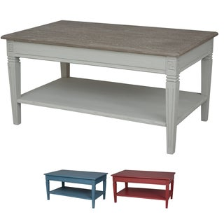 International Caravan Ashbury Coffee Table