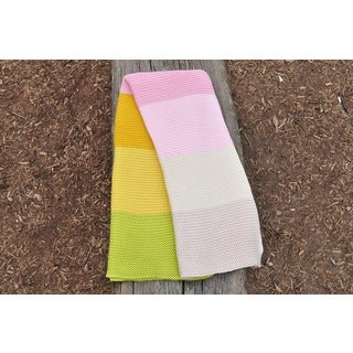 Color Melody - Cotton Chunky Baby Blanket