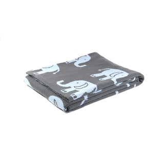 Link to Pink Lemonade Reversible Elephant Love Cotton Baby Blanket Similar Items in Baby Blankets