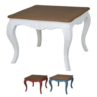 International Caravan Ashbury Indoor End Table