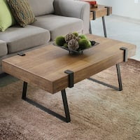 International Caravan Hamburg Contemporary Coffee Table