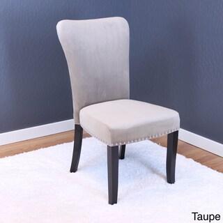 Aalten Velvet Dining Chairs (Set of 2)