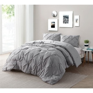 Carbon Loft Turner Pin Tuck Comforter Set