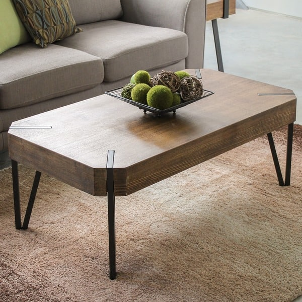 Shop International Caravan Hamburg Contemporary Coffee Table