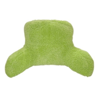 Lime Green Poodle Bedrest