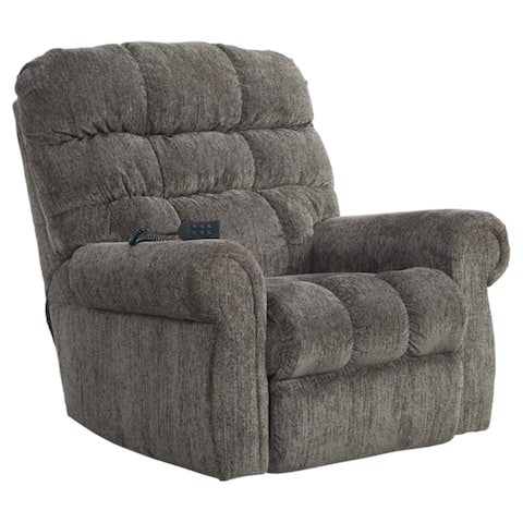 Ernestine Contemporary Power Lift Recliner Slate