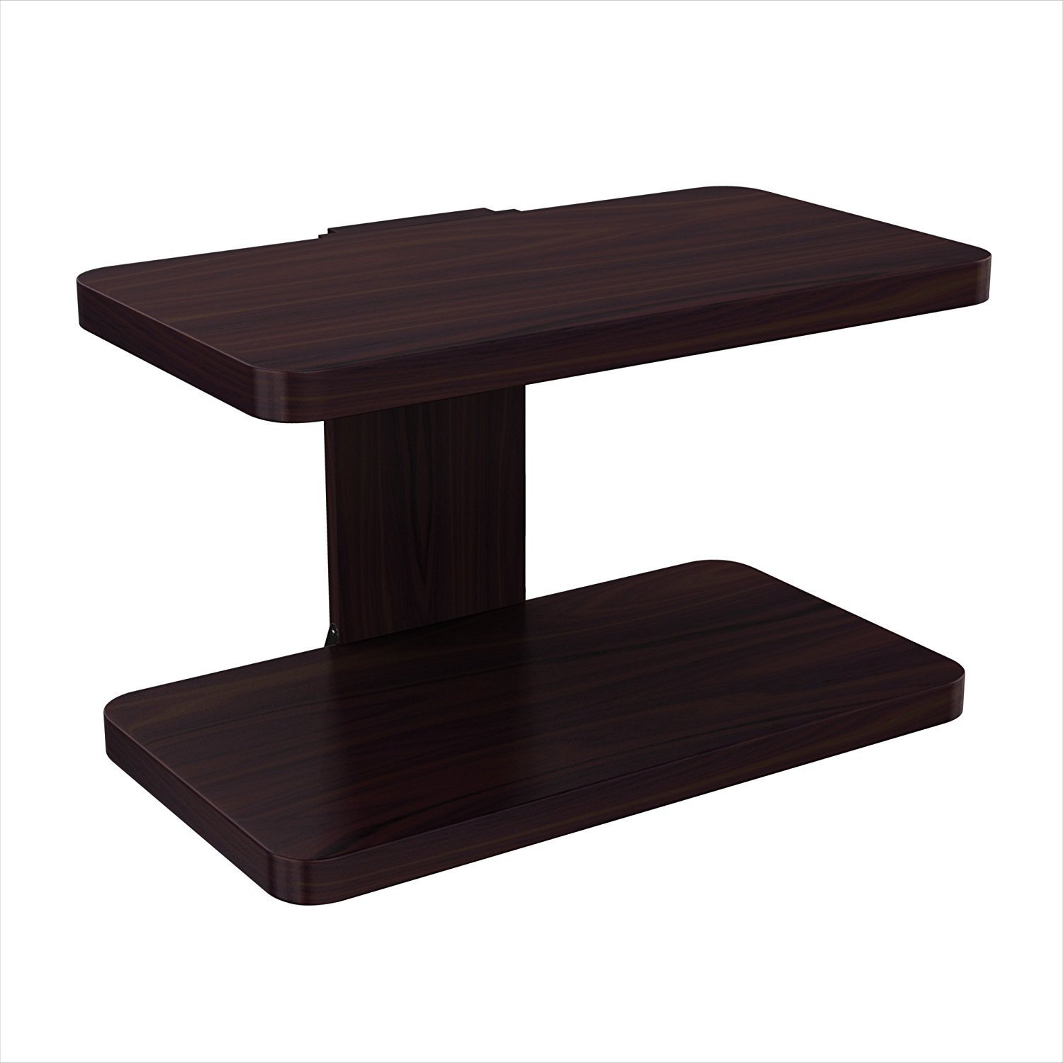 Shop Wall Mount Espresso Wood Small Floating Shelf On Sale Overstock 14578260