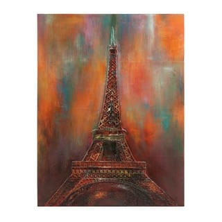 Andriet Eiffel Tower Oil Painting