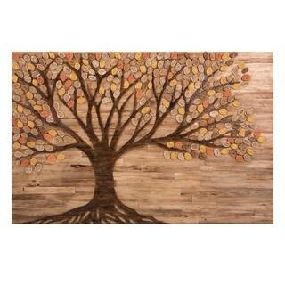 Living Tree Wall Decor