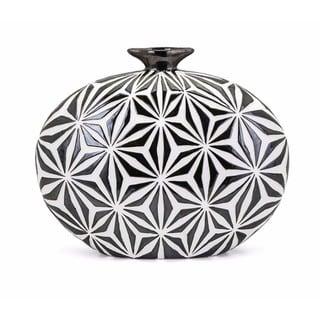 Amrita Short Earthenware Vase