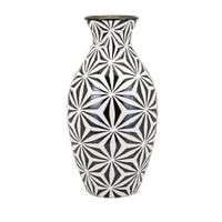 Amrita Tall Earthenware Vase