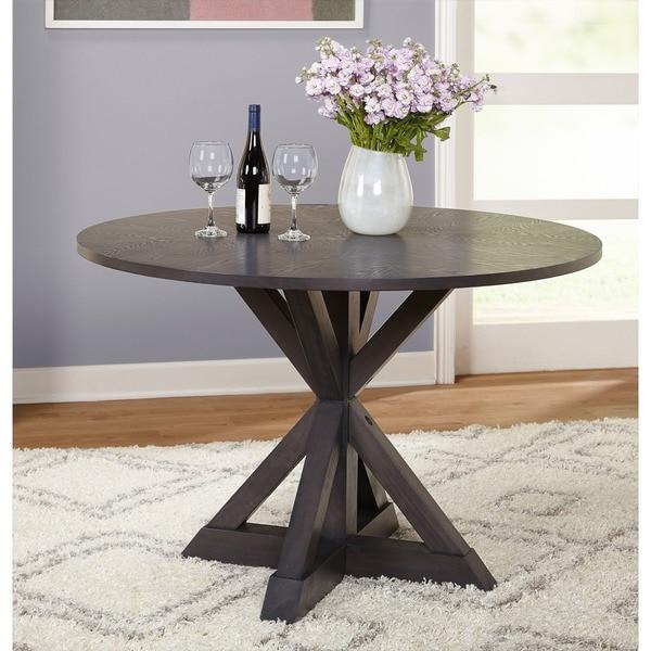 Simple Living Glen Trestle Dining Table