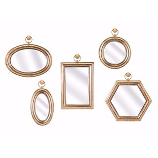 Rylan Wall Mirrors - Ast 5