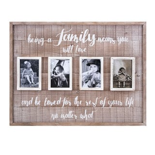 Family Collage Wall Frame