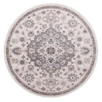 Lacey Collection Cara Round Rug - 5'3 x 5'3
