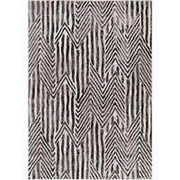 "Concord Global Lara Abstract Zees Area Rug - 7'10"" x 10'6"""