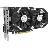 MSI GTX 1050 2GT OC GeForce GTX 1050 Graphic Card - 1.40 GHz Core - 1