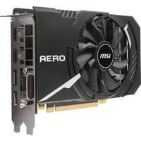 MSI GTX 1060 AERO ITX 6G OC GeForce GTX 1060 Graphic Card - 1.54 GHz
