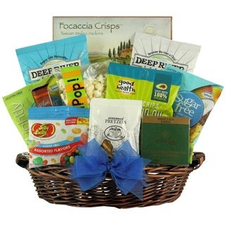Gourmet Sugar Free Diet and Health Gift Basket