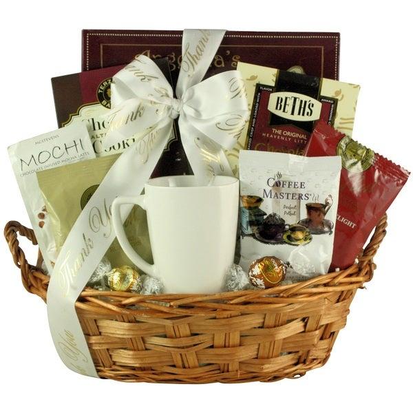 Warm thanks gourmet coffee gift basket free shipping today warm thanks gourmet coffee gift basket negle Gallery