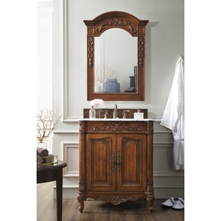 St. James Cherry 30-Inch Single Bathroom Vanity