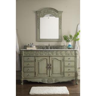 St. James Celadon Green 60-inch Single Bathroom Vanity|https://ak1.ostkcdn.com/images/products/14584784/P21131159.jpg?impolicy=medium