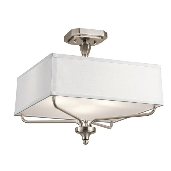 Kichler Lighting Reviews: Shop Kichler Lighting Arlo Collection 3-light Classic