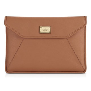 "Michael Kors Macbook Air 11"" Sleeve/Clutch - Luggage"