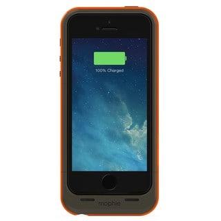 mophie Orange Juice Plus for iPhone 5/ 5s/ SE