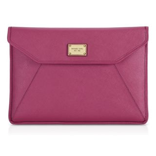 "Michael Kors Macbook Air 11"" Sleeve/Clutch - Peony"