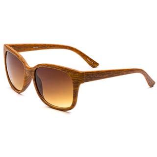 Pop Fashionwear P4129 Children Wood Wayfarer Sunglasses