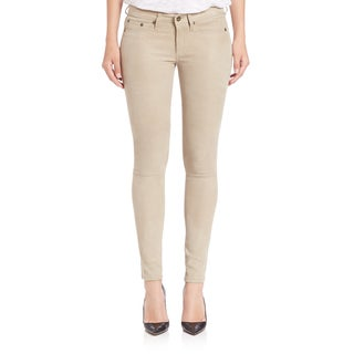 Rag & Bone Women's Stone Suede Skinny Pants (2 options available)
