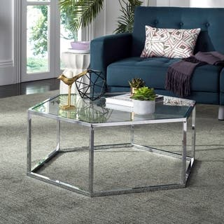 Glass Coffee, Console, Sofa & End Tables - Shop The Best Deals for ...