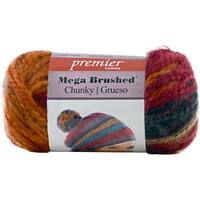 Mega Brushed Chunky Yarn-Autumn