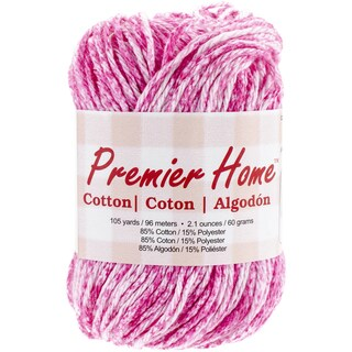Premier Home Cotton Yarn - Multi-Flamingo Splash