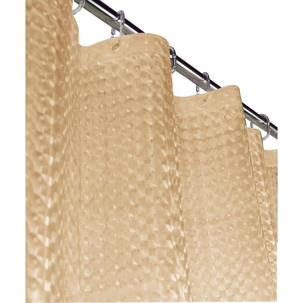 Mirage 3D Shower Curtain Liner