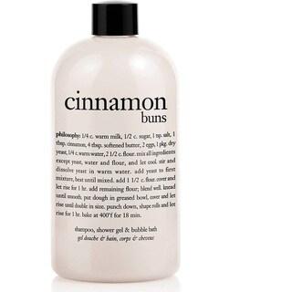 Philosophy 16-ounce Cinnamon Buns Shampoo, Shower Gel & Bubble Bath