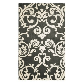 "Laura Ashley Halstead Plush Knit 24"" x 36"" Accent Rug - - (24 x 36 in.)"