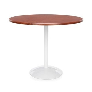 "Orbit Table 24"" Round - Cherry Top"