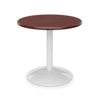 "Orbit Table 24"" Round - Mahogany Top"