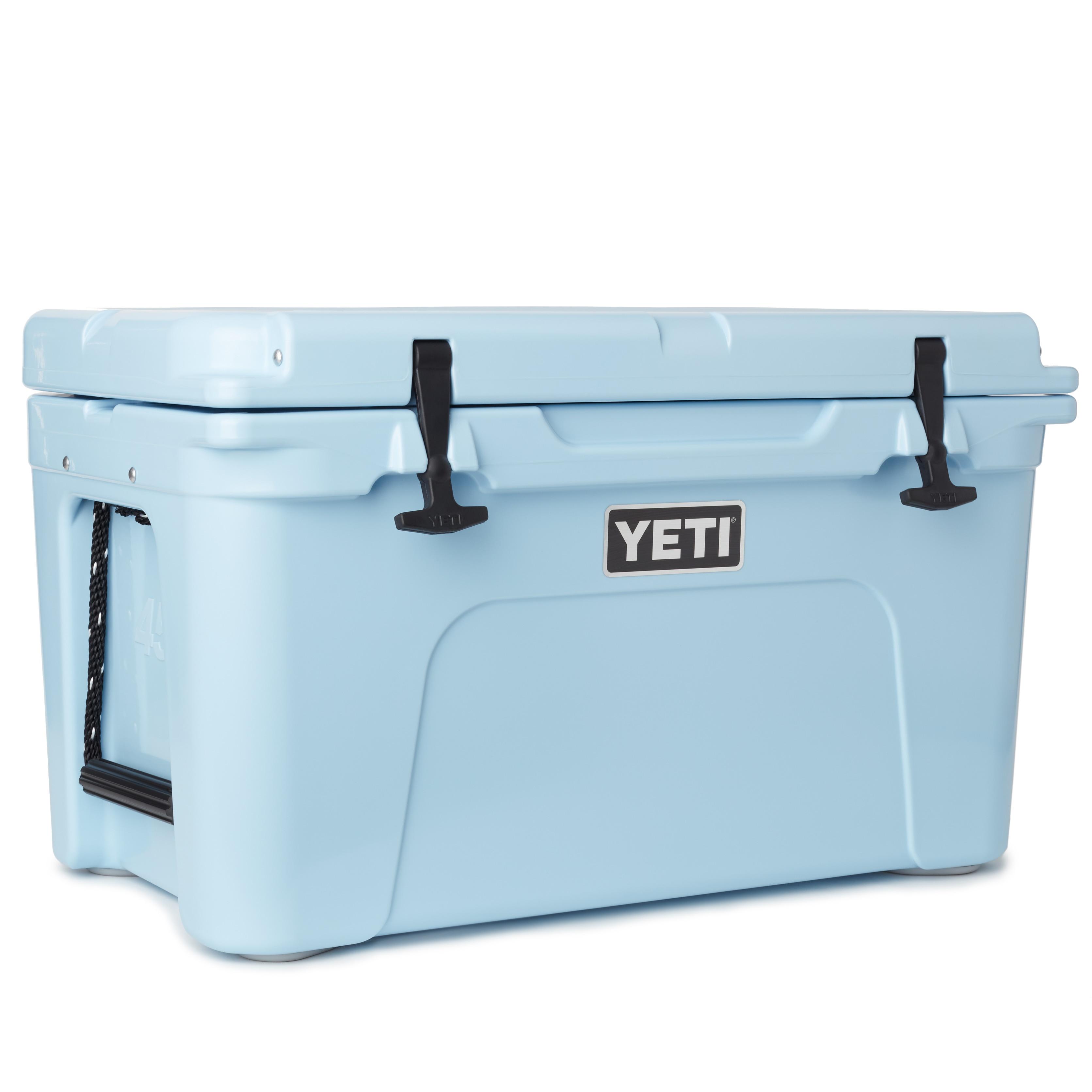 Yeti Tundra 45 Cooler, Model YT45 (Ice Blue) (Polyurethane)