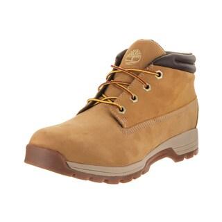 Timberland Men's Stratmore Wheat Nubuck Mid Boots