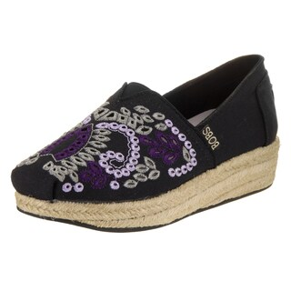 BOBS from Skechers Women's Highlights Casa Fiesta Casual Shoes