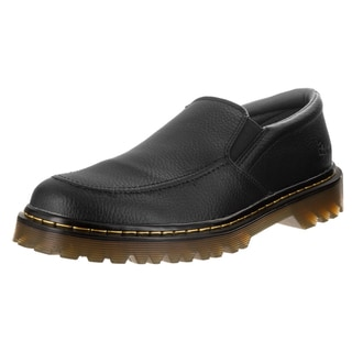 Dr. Martens Men's Nico Black Leather Casual Shoes